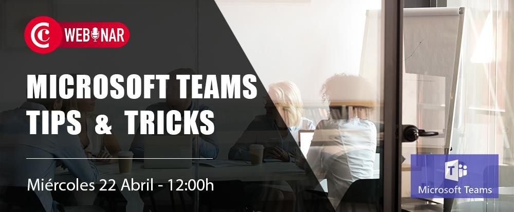 Webinar Microsoft Team